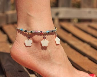 handmade anklets adjustable and original
