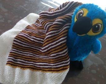 Baby blanket 3 colors