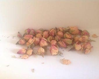 Pink damask dried natural 100g Pack