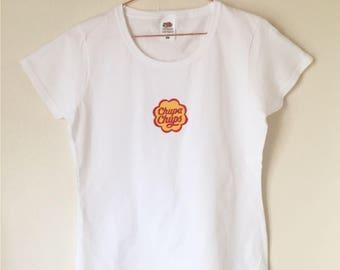 White Chupa Chups T-Shirt