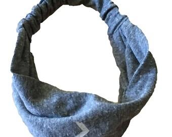 M3>U Jersey Headband