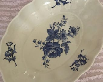 Vintage Spode Oval Small bowl