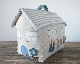 House Door Shabby Style