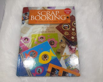 Book srcapbooking 30 ideas for your photo albums