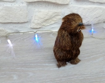 About Groundhog creation or decoration