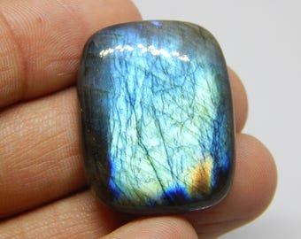 Labradorite Cabochon Stone Manufacturer and supplier 25x31mm
