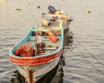Panga Boat in Mexico