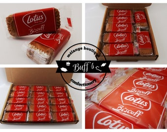 Lotus Biscoff Original Caramelised Biscuits Biscuit Cookie Individually Wrapped