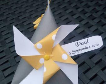 Box customizable box favors, wedding, baptism, communion.