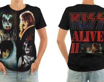 KISS Alive II All Sizes