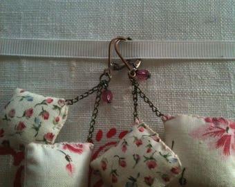 shape pillow meticulous for pierced earrings