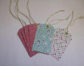 Medium Christmas gift tags-8 size