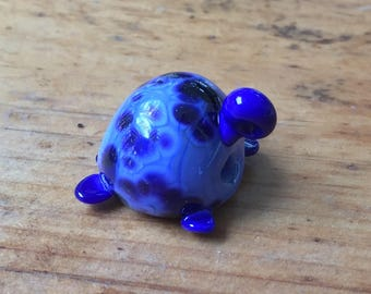 Turtle With Speckles