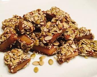 English Toffee - Pepita Seeds