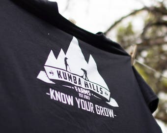 Kumba Hills Farms - Tee Shirt