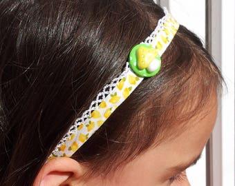 "Headband ""5 Fruits & vegetables a day!"""