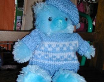 Bear and monkey Plush Stuffed soft