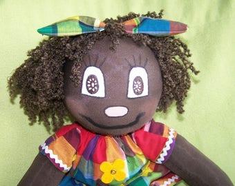 Black doll Jersey