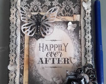 """Canvas """"Happily Ever After"""""""