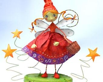 Authentic fairy words Sweet Orange