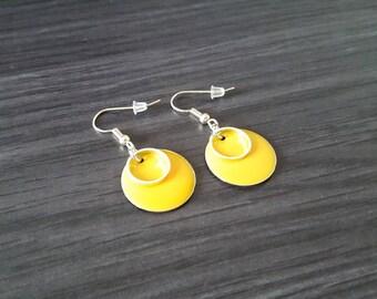 BO Double round yellow
