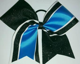 Tick Rock cheer bow