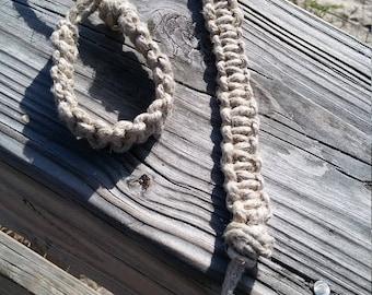 Ñatural Hemp Bracelet