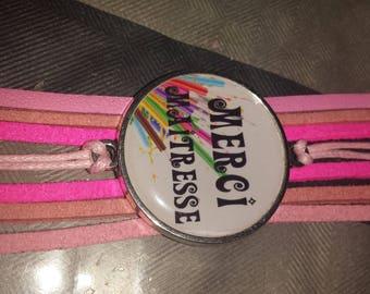 bracelet maitresse