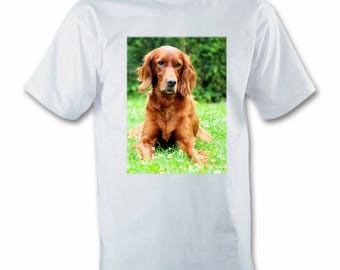 Tshirt personalized with your photo