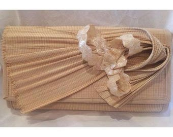 buntal wedding clutch