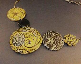 Necklace back to Byzantium