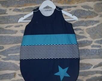 Sleeping bag (65 cm) birthstone personalized to order