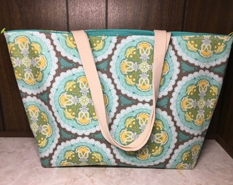 Reversible Multistyle Tote