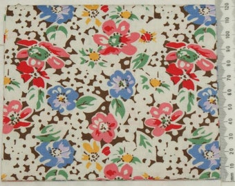Fabric patchwork - 1930s 05