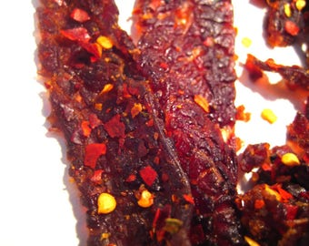 Teriyaki Red Pepper Beef Jerky 16oz