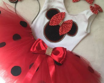 Fantasy of the Tutu Ladybug