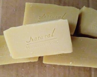 Calendula Soap 4-5 oz bar