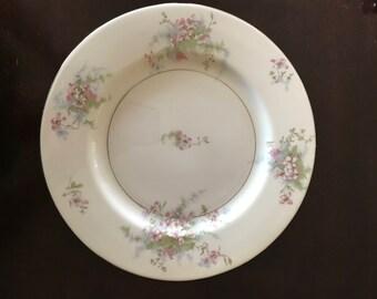 Apple Blossom by Haviland   Dinner Plate   Fine China