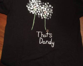 That's Dandy Painted T-Shirt
