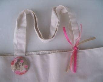 Paris RETRO bag!... for the city or the beach too...