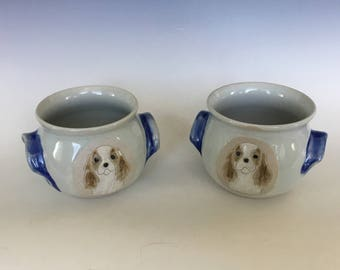 Twin Handle Cavalier Soup Bowls