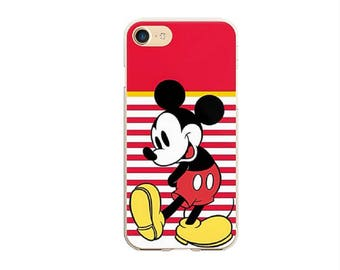Mickey iphone 7 case disney iphone 8 case disney iphone x case disney 7 plus 6 8 plus x mickey case
