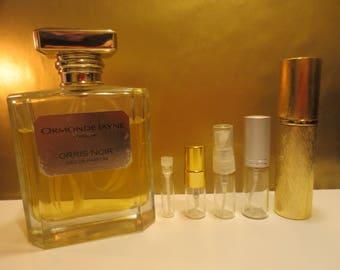 Ormonde Jayne - Orris Noir 1-10ml travel samples, niche perfume