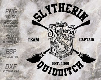 Slytherin Quidditch Hogwarts home  Harry Potter Quote ,SVG,Clipart,esp,dxf,png 300 dpi