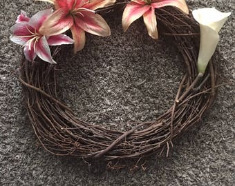 Spring Renewal Wreath