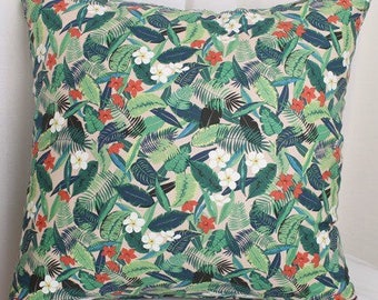 Colorful Leaves  Decorative Pillow Cover