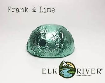 Frank and Lime Shower Steamer