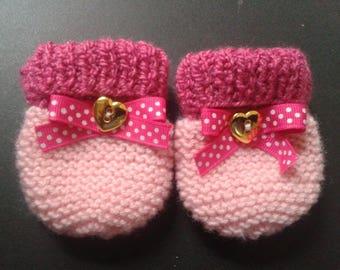 baby newborn baby mittens