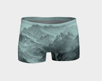 Sports Shorts, Workout Shorts, Roller Derby Pants, Roller Derby Shorts, Roller Derby Skins, Activewear, Gym Clothes, Gym Shorts, Crossfit