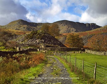 Lake District Landscape Photography - Instant Digital Download